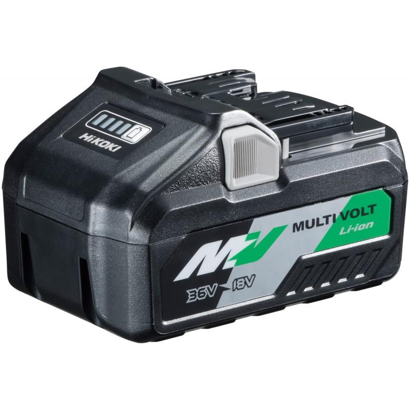 HiKOKI BSL36B18 36V Multi-Volt Battery 4Ah (18V - 8Ah)