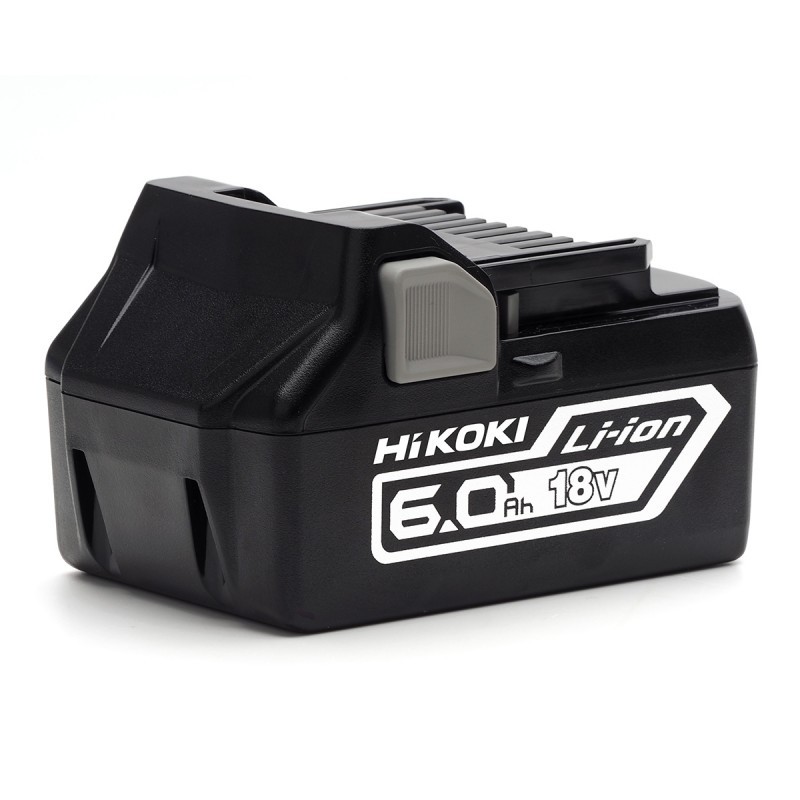 HiKOKI BSL1860 18V 6.0Ah Lithium Battery