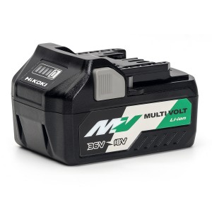 HiKOKI BSL36A18 36V Multi-Volt Battery 2.5Ah (18V ...