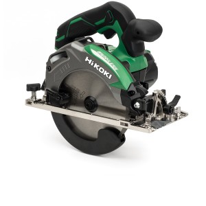 HiKOKI C18DBAL/J4 18V Cordless 165mm Circular Saw ...