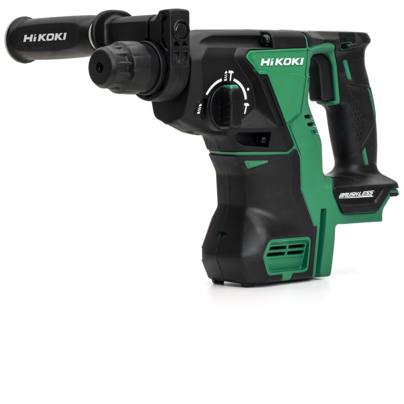 HiKOKI DH18DBL 18V Brushless SDS Plus Rotary Hammer Drill - Bare Unit