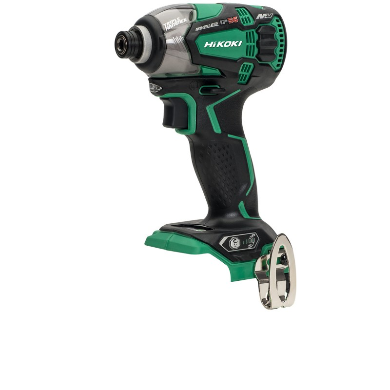 HiKOKI WH36DB/J4Z 36V Multi-Volt Cordless Impact Driver Brushless - Bare Unit