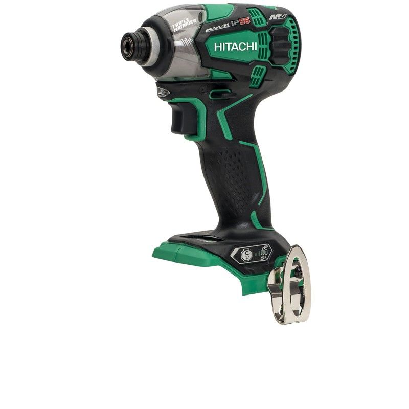 Hitachi WH36DB/J4Z 36V Multi-Volt Cordless Impact Driver Brushless - Bare Unit