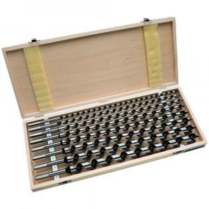 HiKOKI 781996 8 Piece 460mm Wood Auger Drill Bit S...