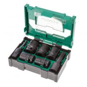 """HiKOKI 40030025 1/2"""" Impact Socket Set Bit Bo..."""