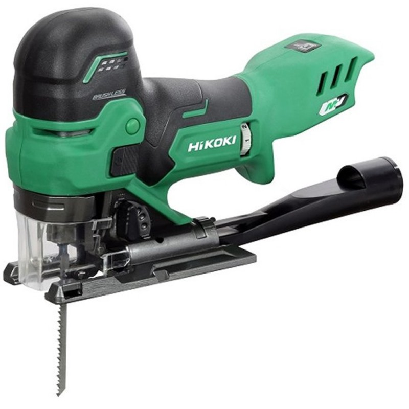 HiKOKI CJ36DBJ3Z 36V Body Grip Li-ion Brushless Jigsaw - Bare Unit