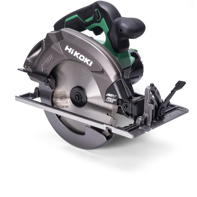 HiKOKI 185mm Multi Volt Circular Saw 36V with Brushless Motor - C3607DA/J3Z