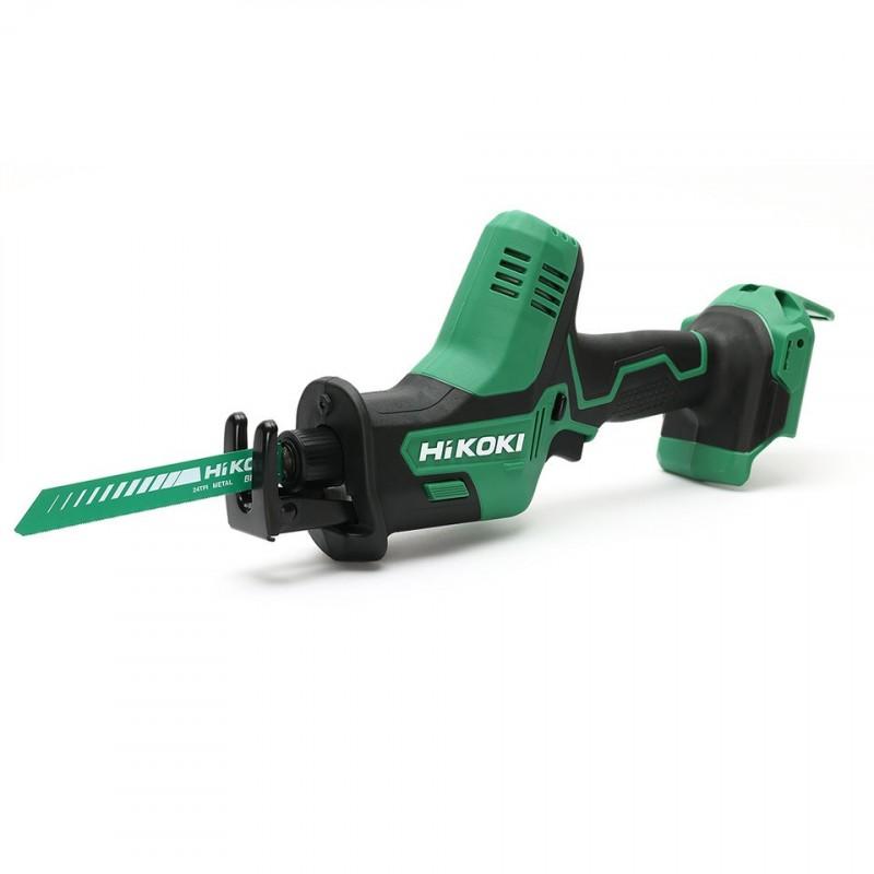 HiKOKI CR18DA/J4Z 18V Brushless Compact Reciprocating Saw - Bare Unit