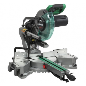 HiKOKI Compound Sliding Mitre Saw 216mm with Laser...