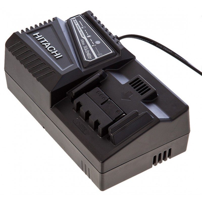 HiKOKI / Hitachi UC18YFSL Slide Battery Charger 14.4V - 18V - 36V