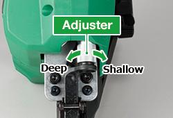 Adjuster